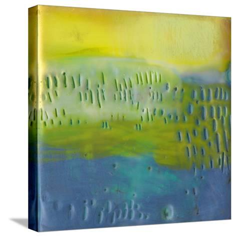Southern Shores III-Sue Jachimiec-Stretched Canvas Print