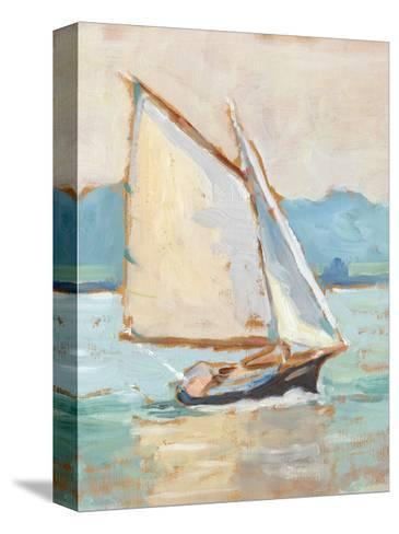 Contemporary Yacht II-Ethan Harper-Stretched Canvas Print