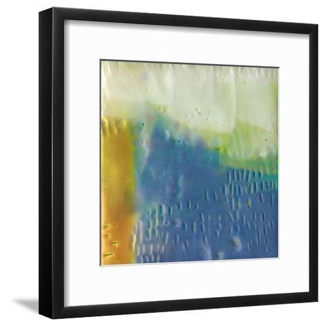 Southern Shores II-Sue Jachimiec-Framed Art Print