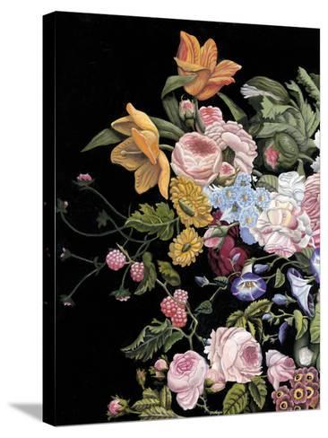 Baroque Diptych I-Naomi McCavitt-Stretched Canvas Print