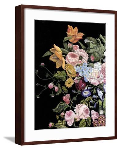 Baroque Diptych I-Naomi McCavitt-Framed Art Print