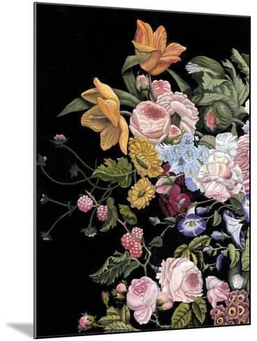Baroque Diptych I-Naomi McCavitt-Mounted Art Print
