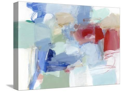 Roundabout II-Christina Long-Stretched Canvas Print