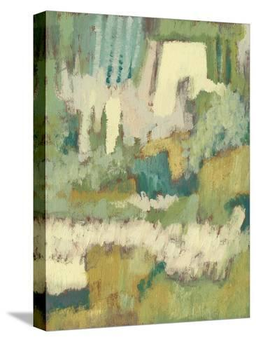 Elevated Garden I-Jennifer Goldberger-Stretched Canvas Print