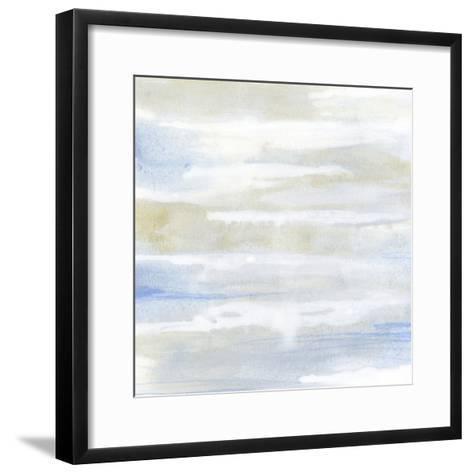 Shore Horizon IV-June Vess-Framed Art Print