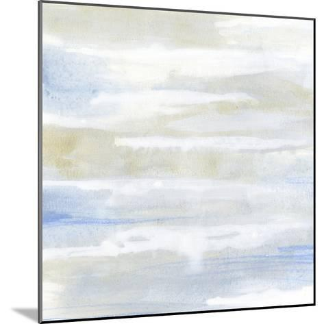 Shore Horizon IV-June Vess-Mounted Art Print