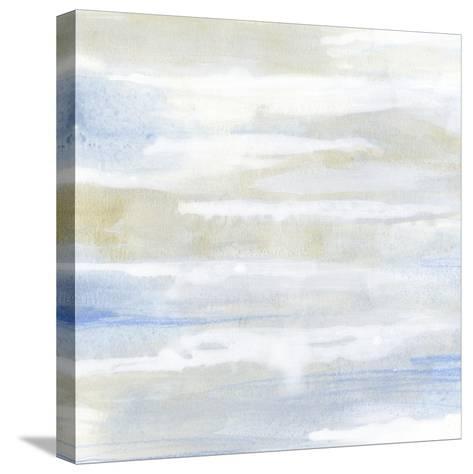Shore Horizon IV-June Vess-Stretched Canvas Print