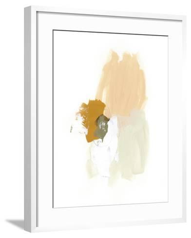 Understate I-June Vess-Framed Art Print