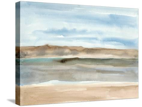 Plein Air Riverscape I-Alicia Ludwig-Stretched Canvas Print