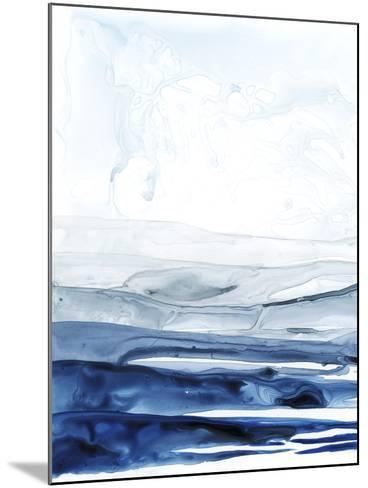 Azure Arctic I-Grace Popp-Mounted Art Print