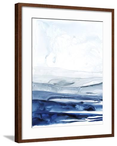 Azure Arctic I-Grace Popp-Framed Art Print