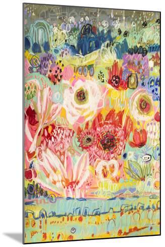 Love to Travel II-Karen  Fields-Mounted Art Print