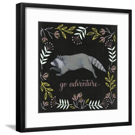 Woodland Adventure III-Grace Popp-Framed Art Print