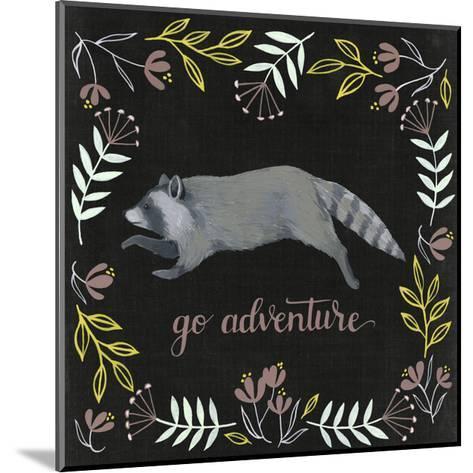 Woodland Adventure III-Grace Popp-Mounted Art Print