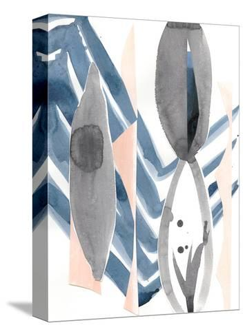 Oceana I-Renee W^ Stramel-Stretched Canvas Print
