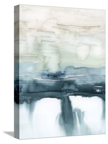 Organic Cascade II-Grace Popp-Stretched Canvas Print