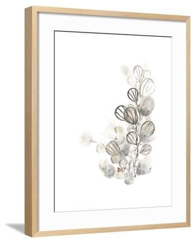 Neutral Botany I-June Vess-Framed Art Print