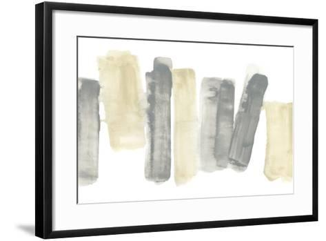 Neutral Sentry I-June Vess-Framed Art Print