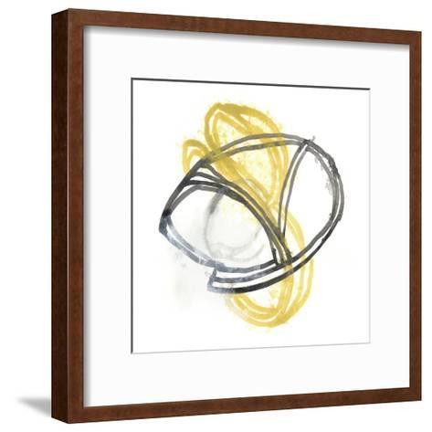 String Orbit VI-June Vess-Framed Art Print