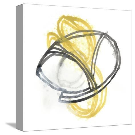 String Orbit VI-June Vess-Stretched Canvas Print