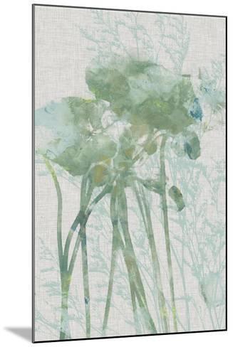 Watercolor Flower Panel I-Jennifer Goldberger-Mounted Art Print