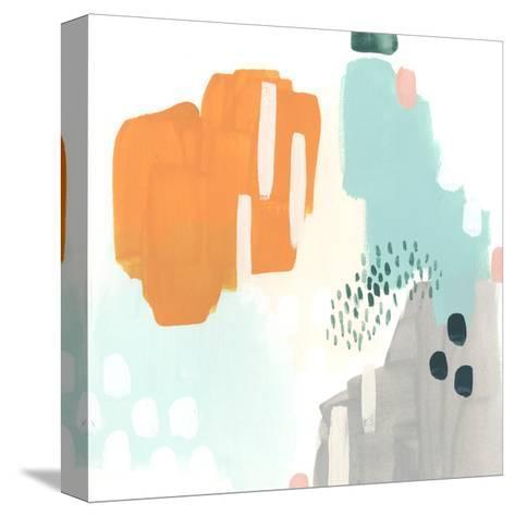 Precept I-June Vess-Stretched Canvas Print