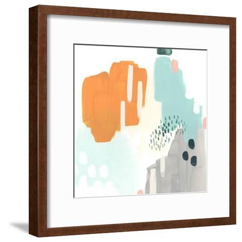 Precept I-June Vess-Framed Art Print