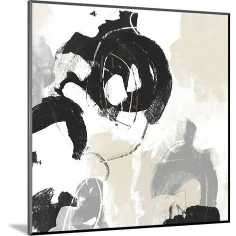 Missive III-June Vess-Mounted Art Print