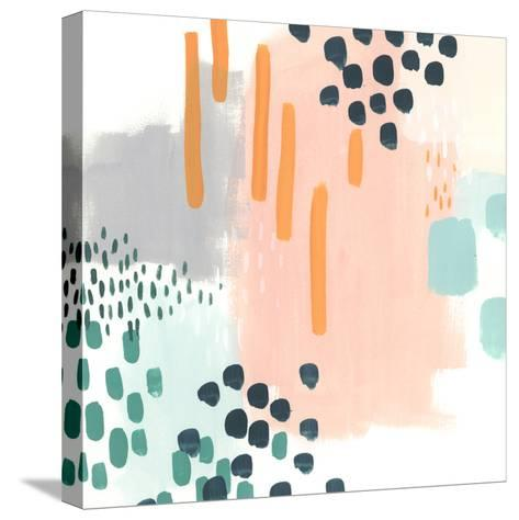 Precept VII-June Vess-Stretched Canvas Print