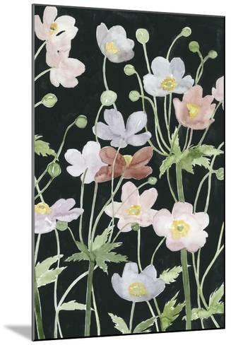 Anemone Dance II-Grace Popp-Mounted Art Print