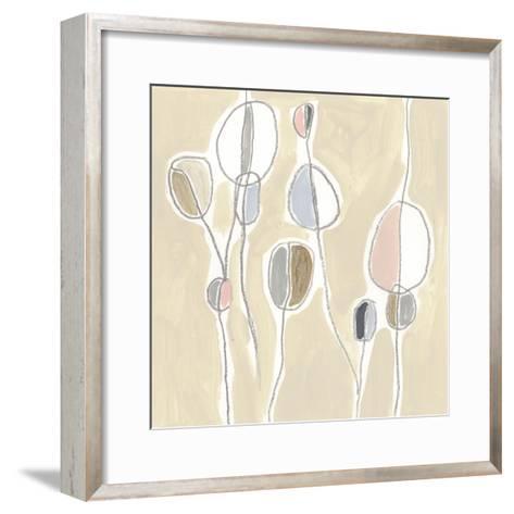 String Garden II-June Vess-Framed Art Print