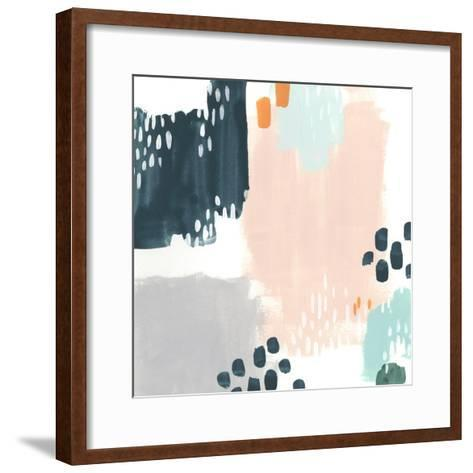 Precept IX-June Vess-Framed Art Print