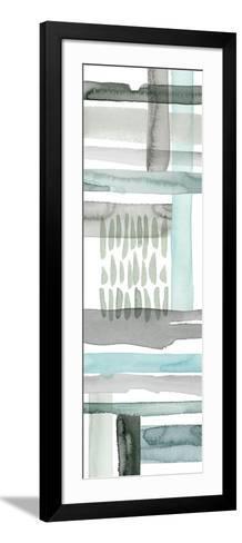 Cross Stitch Panel II-Grace Popp-Framed Art Print