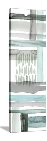 Cross Stitch Panel II-Grace Popp-Stretched Canvas Print