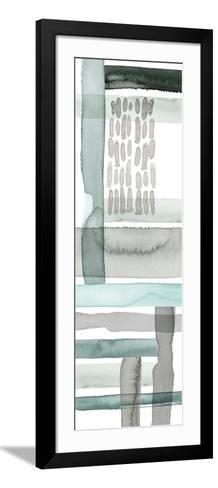 Cross Stitch Panel I-Grace Popp-Framed Art Print