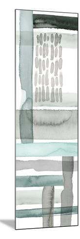 Cross Stitch Panel I-Grace Popp-Mounted Art Print