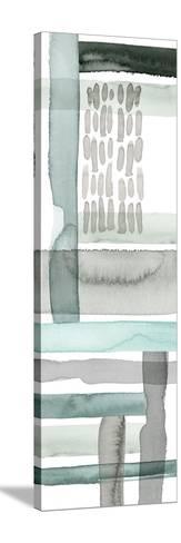 Cross Stitch Panel I-Grace Popp-Stretched Canvas Print