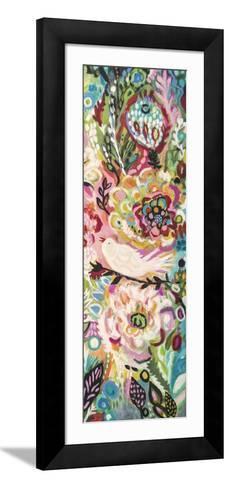Soulful Birds II-Karen  Fields-Framed Art Print