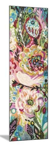 Soulful Birds II-Karen  Fields-Mounted Art Print