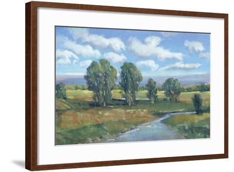 Lazy River Day I-Tim OToole-Framed Art Print
