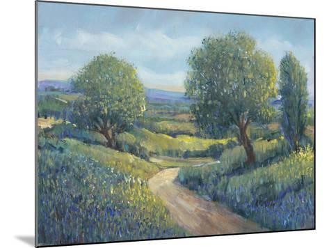 Country Sentrees II-Tim OToole-Mounted Art Print