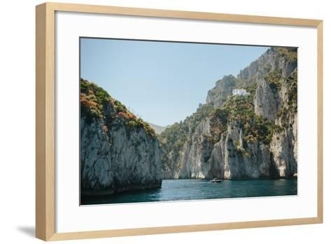 Italian Coast-Svetlana Iakusheva-Framed Art Print