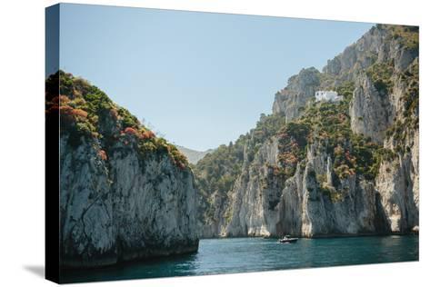 Italian Coast-Svetlana Iakusheva-Stretched Canvas Print