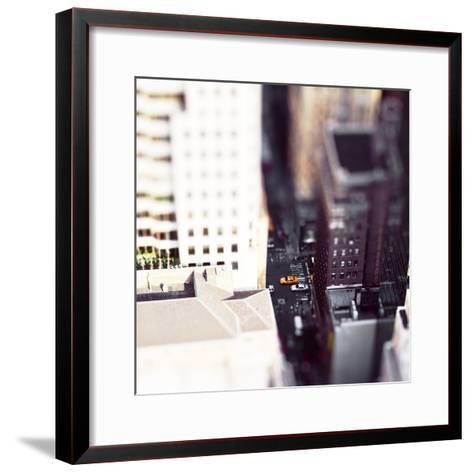 TS Makes it Look like a Toy City- Achtin-Framed Art Print