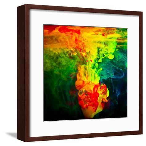 Abstraction- GoncharukMaks-Framed Art Print