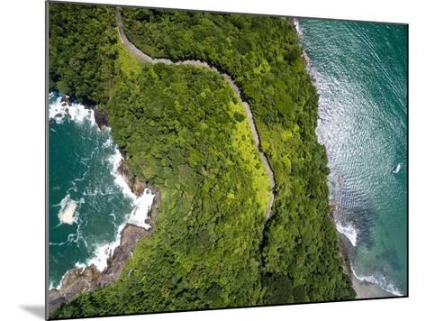 Top View of Exotic Hill in Brazil-Filipe Frazao-Mounted Photographic Print