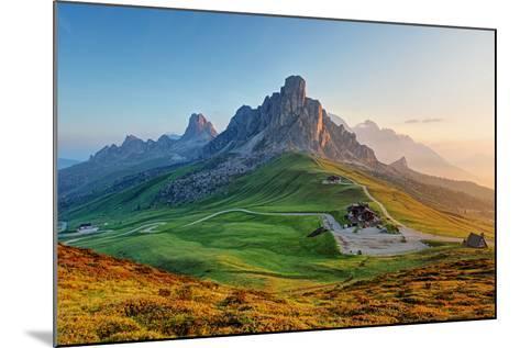 Dolomites Landscape-TTstudio-Mounted Photographic Print