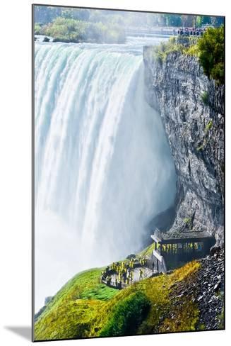 Horseshoe Fall, Niagara Falls, Ontario, Canada- Javen-Mounted Photographic Print