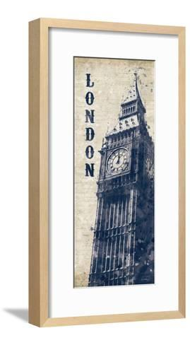 Big Ben in Indigo-N^ Harbick-Framed Art Print