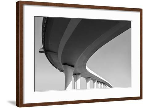 Underside of an Elevated Roads-Gubin Yury-Framed Art Print